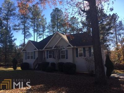 Haddock, Milledgeville, Sparta Single Family Home New: 140 Forte