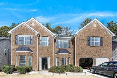 Atlanta Single Family Home New: 4335 Shamrock