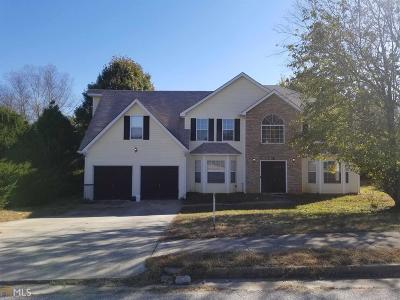 Ellenwood Single Family Home Under Contract: 3995 English Valley