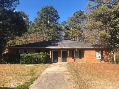 Gwinnett County Multi Family Home Under Contract: 82 Ezzard St