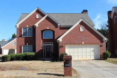 Stone Mountain Single Family Home New: 5694 Southland Dr