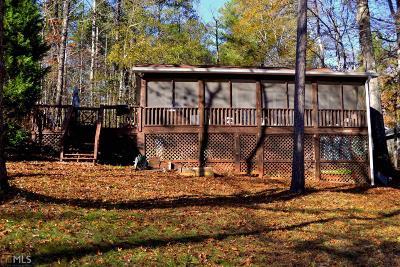 Buckhead, Eatonton, Milledgeville Single Family Home For Sale: 164 Anchor Pt Dr