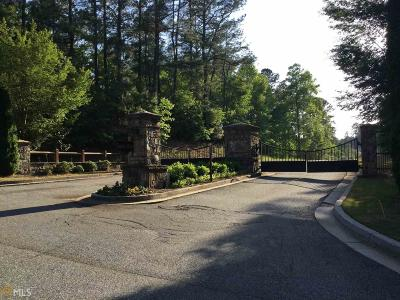 Lawrenceville Residential Lots & Land For Sale: 1600 Tapestry Ridge