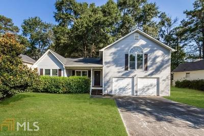 Powder Springs Single Family Home For Sale: 3383 Caley Mill