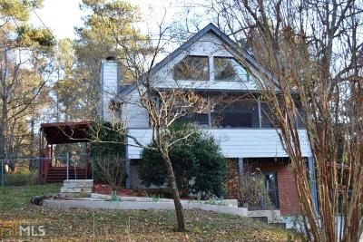 Snellville Single Family Home New: 4480 Cary Dr