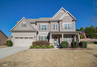 Braselton Single Family Home New: 6241 Harris