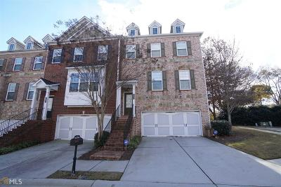 Gwinnett County Condo/Townhouse Under Contract: 6070 Cameron Pt
