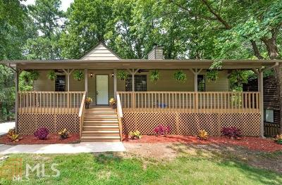 Conyers Single Family Home Under Contract: 800 Cedar Lake Dr