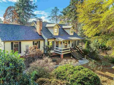 Lilburn Single Family Home Under Contract: 5813 Four Winds