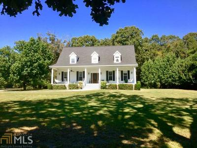 Brooks Single Family Home New: 799 Brooks Woolsey Rd