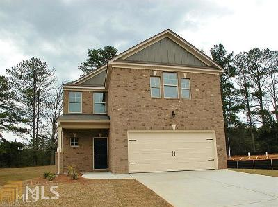 Hampton Single Family Home New: 11769 Lovejoy Xing Blvd #34