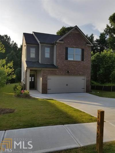Hampton Single Family Home New: 11761 Lovejoy Xing Blvd #36