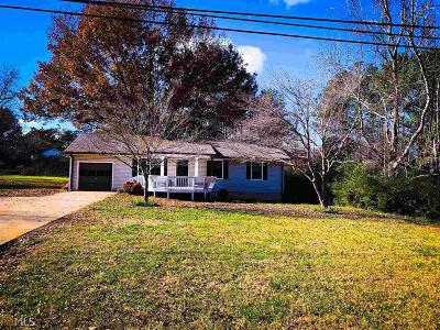 Dallas Single Family Home New: 2338 Villa Rica Hwy