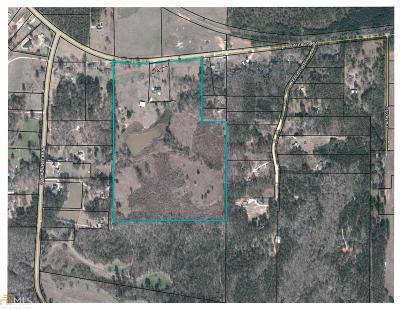 Griffin Residential Lots & Land New: 2116 W Ellis Rd