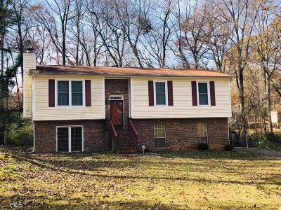 Douglasville Single Family Home New: 2093 Lil Jess Ln