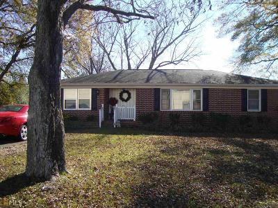 Hart County Single Family Home New: 81 Hodges Mill Rd