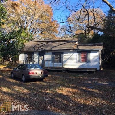 Jonesboro Single Family Home New: 110 Scarlett Dr