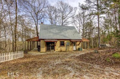 Heard County Single Family Home For Sale: 4153 Glenn Rd