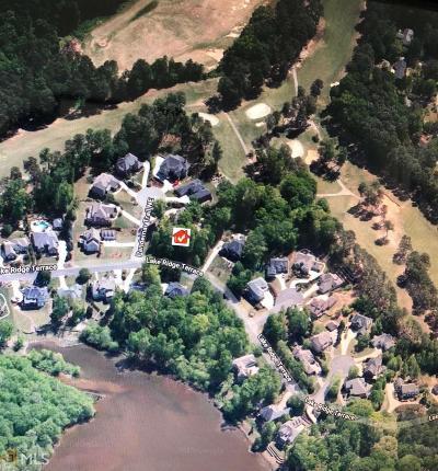Gwinnett County Single Family Home New: 2297 Lake Ridge Ter