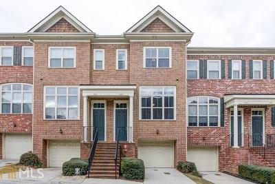 Smyrna Condo/Townhouse New: 1604 Mosaic Way