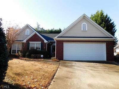 Snellville Single Family Home New: 3033 Redwood Grove Park