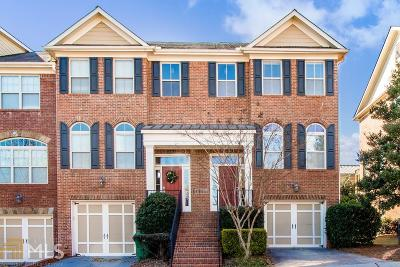 Johns Creek Condo/Townhouse Under Contract: 10922 Gallier St