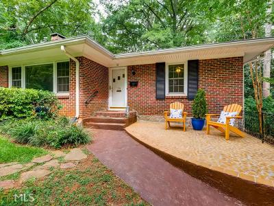 Dekalb County Single Family Home New: 30 Exeter