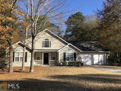 Loganville Single Family Home Under Contract: 460 Windermere Dr