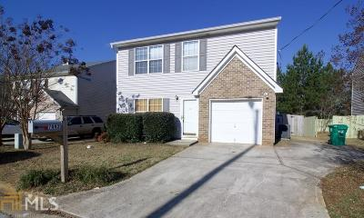 Lithonia Single Family Home New: 7092 Bowie Dr #Unit 4