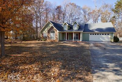 Winder GA Single Family Home Under Contract: $169,900