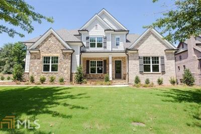 Alpharetta Single Family Home For Sale: 800 Creekside Trl