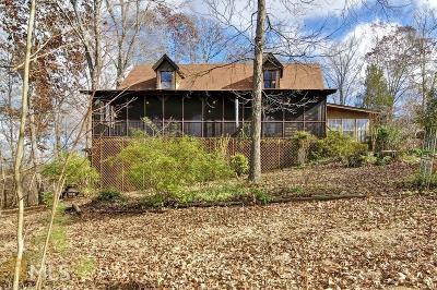 Dallas Single Family Home New: 496 Narroway Church Cir