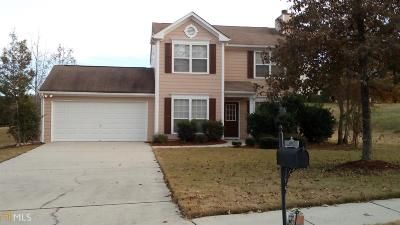 Douglasville Single Family Home New: 3587 Onley Ln
