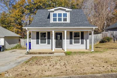 Stockbridge Single Family Home New: 142 Glynn Addy Dr