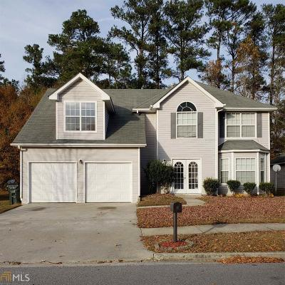 Snellville Single Family Home New: 2829 Gala Trl
