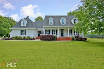 Fayetteville GA Single Family Home New: $1,495,000