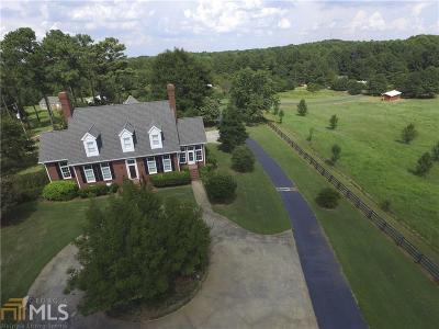 Monroe Single Family Home For Sale: 2875 Bold Springs