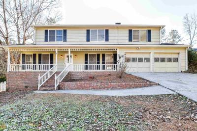 Lilburn Single Family Home New: 1428 SW Norwood Dr