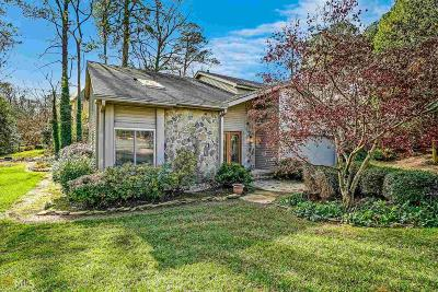 Marietta Single Family Home Under Contract: 3236 Clubland Dr