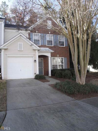 Roswell Condo/Townhouse New: 2602 Timbercreek Cir