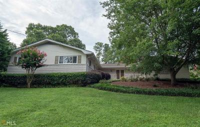 Dekalb County Single Family Home New: 1813 Crestline Ct