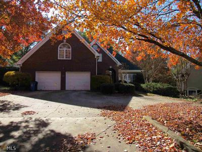 Gainesville Single Family Home Under Contract: 525 Bradford St