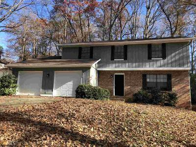 Lithonia Single Family Home New: 4890 Wolverton Dr