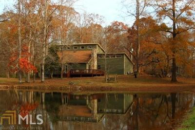 Madison Single Family Home For Sale: 1970 Pine Valley Farm Rd
