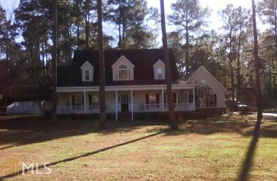 Statesboro Single Family Home For Sale: 125 Hazelwood Dr
