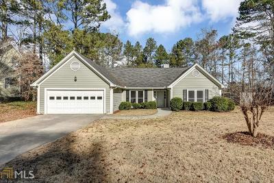 Woodstock Single Family Home Under Contract: 1325 Winding River Trl