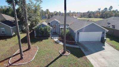 Kingsland GA Single Family Home New: $217,975