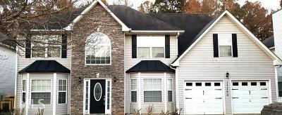 Hampton Single Family Home Under Contract: 11730 Registry Blvd