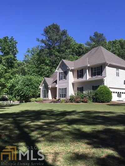 Newton County Single Family Home For Sale: 610 W Macedonia Church Rd