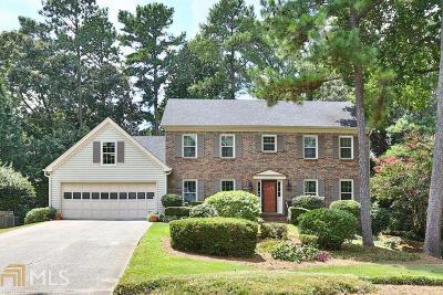 Lilburn Single Family Home For Sale: 3752 Bittercreek Way